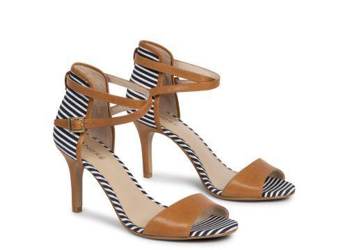 Chaussures Java rayées chez André