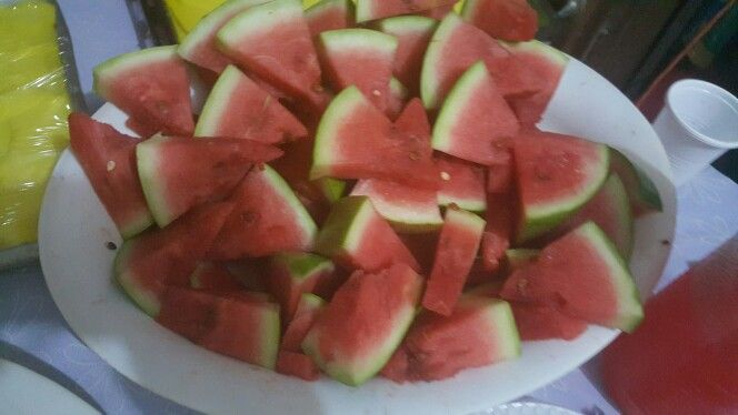 Watermelons one of my fav fruits