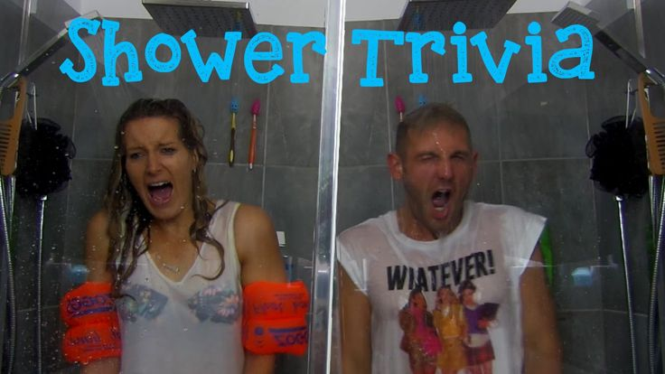 Shower Trivia - The ChrisO & Sammy Show (S03E04)