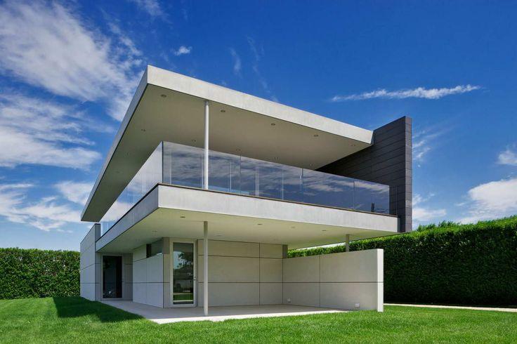 Гостевой дом у океана (Ocean Guest House) в США от STELLE Architects
