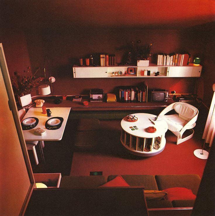 Modern Interiors Studio ApartmentsModern InteriorsVintage DecorDesign ElementsTumblersPlasticHouseSpacesInterior