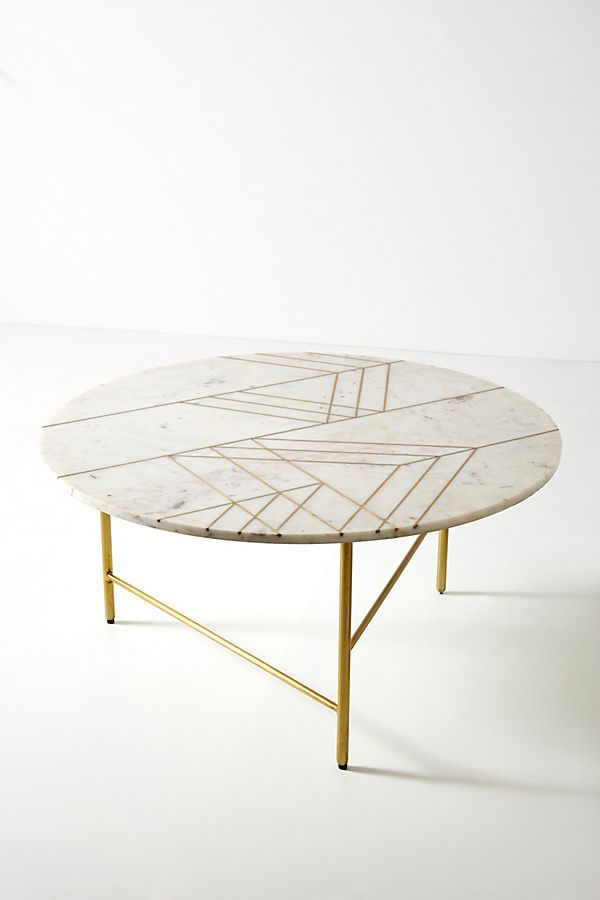 Pieced Marble Coffee Table Marble Round Coffee Table Marble