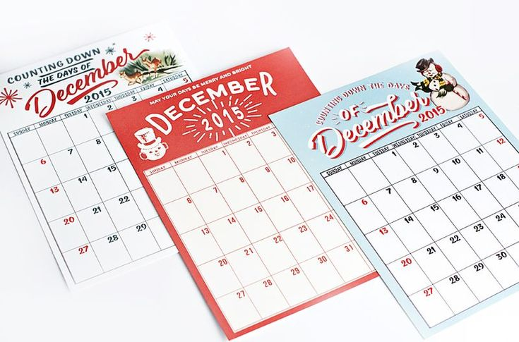 Organized for Christmas ~ Calendar Planning to Avoid Overwhelm