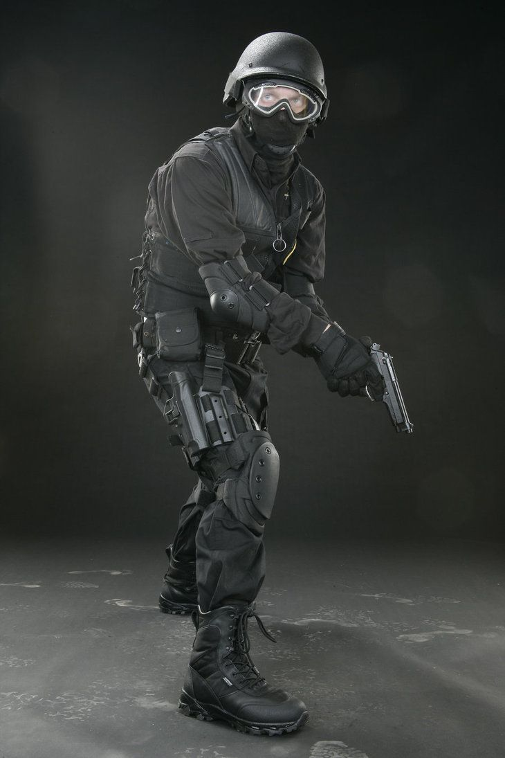 SWAT pistol 3 by Blaq-Unicorn on deviantART