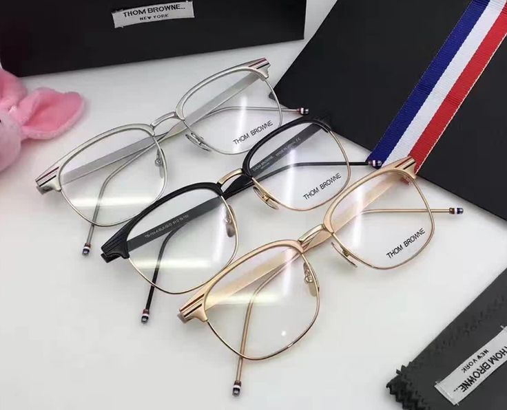 2017 Thom Browne Metal Titanium eyewear TB104 Eyeglasses Frames Myopia reading Optical Frame speatacle glasses frame for men