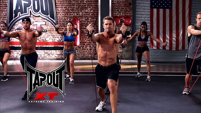 One of the Hardest and Best Workouts I've ever done - TapouT XT® Mike Karpenko by TapouT XT. TapouT XT Extreme Training for Extreme Results with top trainer Mike Karpenko.  TapouT XT® Creator Mike Karpenko will push yyou to your limits.