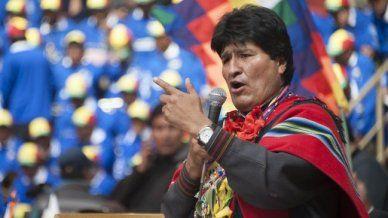 Evo Morales Chile es sancionado y ahora nos quieren quitar un punto - Cooperativa.cl