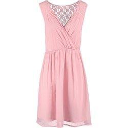Vero Moda VMMADAME Sukienka letnia geranium pink