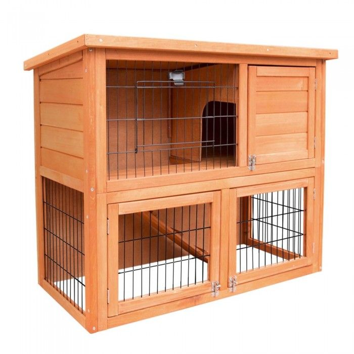 Two Storey Pet Hutch