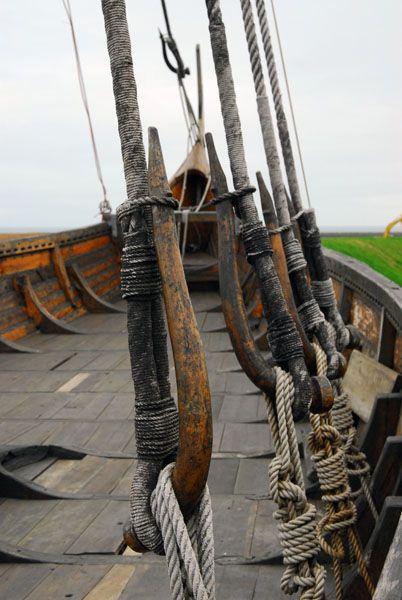"""The Viking Ship """"Icelander"""", Njarðvík"""