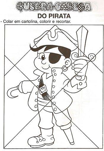 Piratenpuzzel!