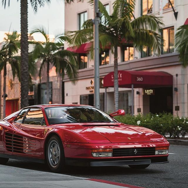 Let S Give The Oldies Some Love Ferrari Testarossa Repost