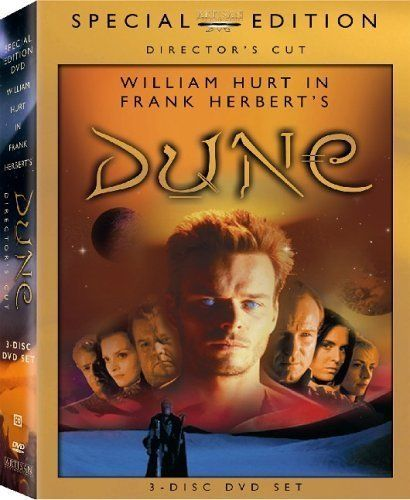 Dune. SciFi Channel Version kicked the pants off Lynch's movie. No Arguments. It did...But neither beats the book.