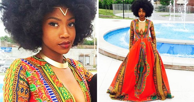 This Girl's DIY Prom Dress Is So Boss, The Internet Can't Stop Drooling Over It