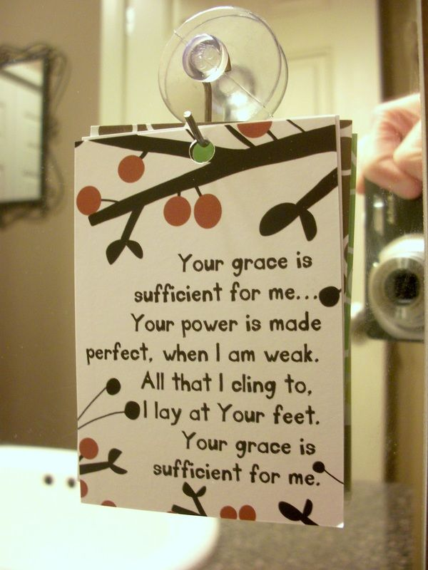 Scripture and Biblical Encouragement Cards // great idea to help with Scripture memory.