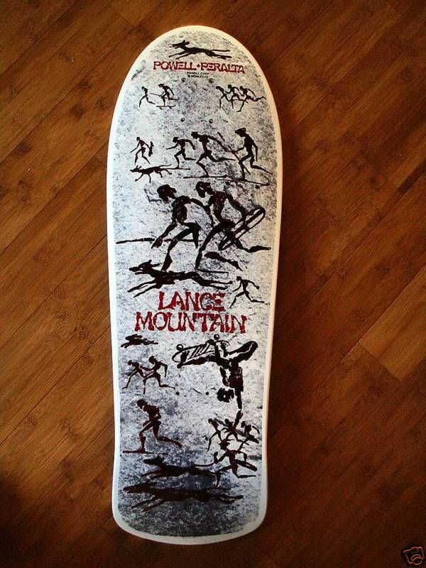 Powell Peralta Lance Mountain Future Primitive