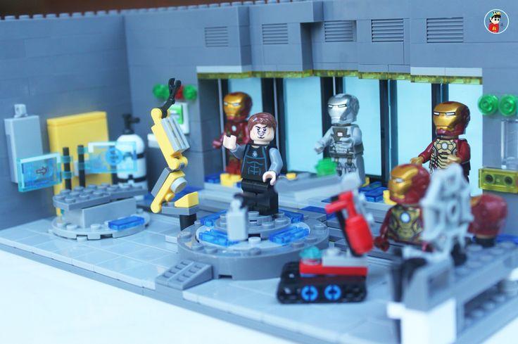 Stark's Lab