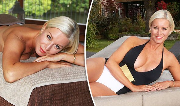 Denise Van Outen strips TOPLESS and flaunts sizzling cleavage in plunging swimsuit - https://buzznews.co.uk/denise-van-outen-strips-topless-and-flaunts-sizzling-cleavage-in-plunging-swimsuit -