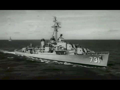 ▶ Gulf of Tonkin Incident Response: US Bolsters Forces 1964 Universal Newsreel; Vietnam War - YouTube