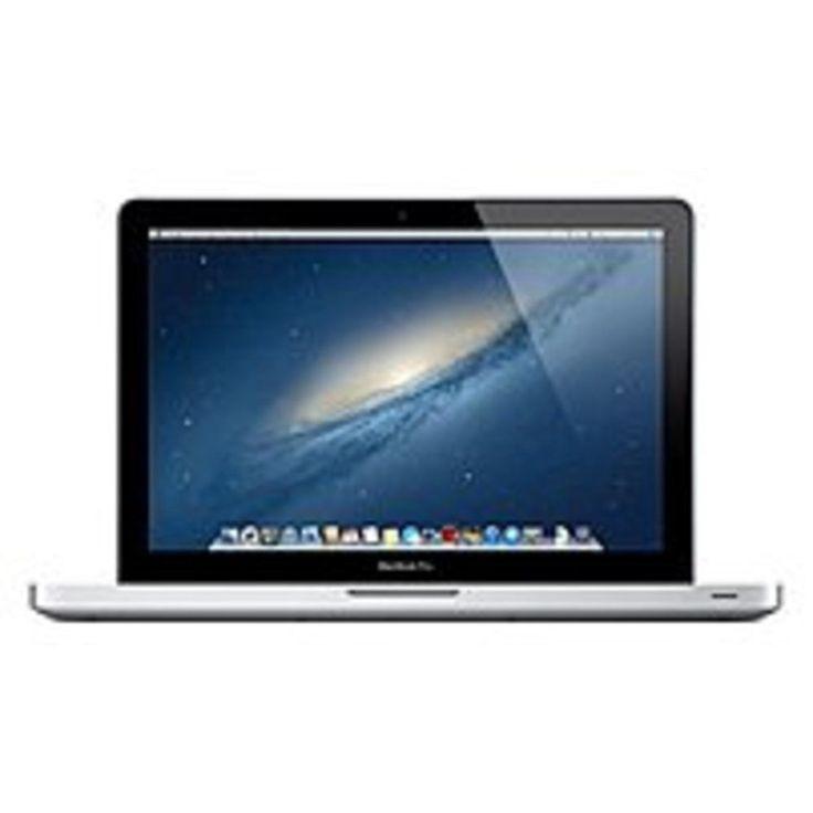 Apple MacBook Pro MD101LL/A Notebook PC - Intel Core i5 2.5 GHz Processor - 4 GB RAM - 500 GB Hard Drive - 13.3-inch Widescreen Display - Apple OS X 10.9 Mavericks