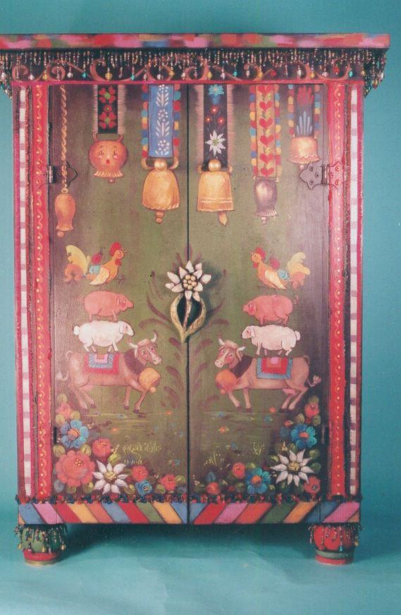 Painter's Cabinet