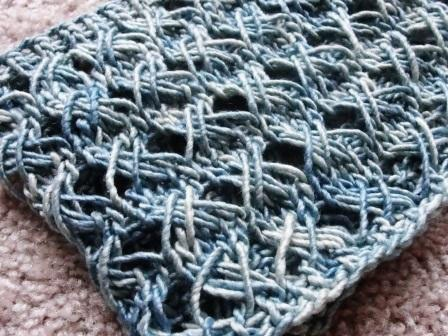 three hour knitted cowl free pattern