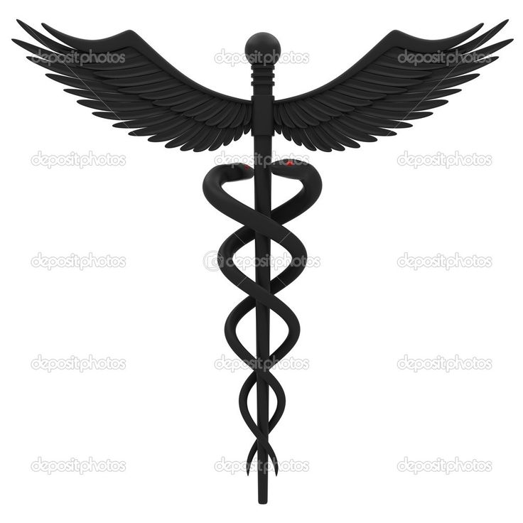 Caduceus Medical Symbol Whiteboard Stop-Motion Style Animation - HD stock  footage clip