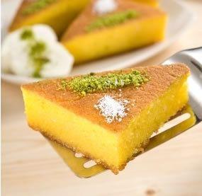 Gâteau de semoule façon grand-mère 3pp