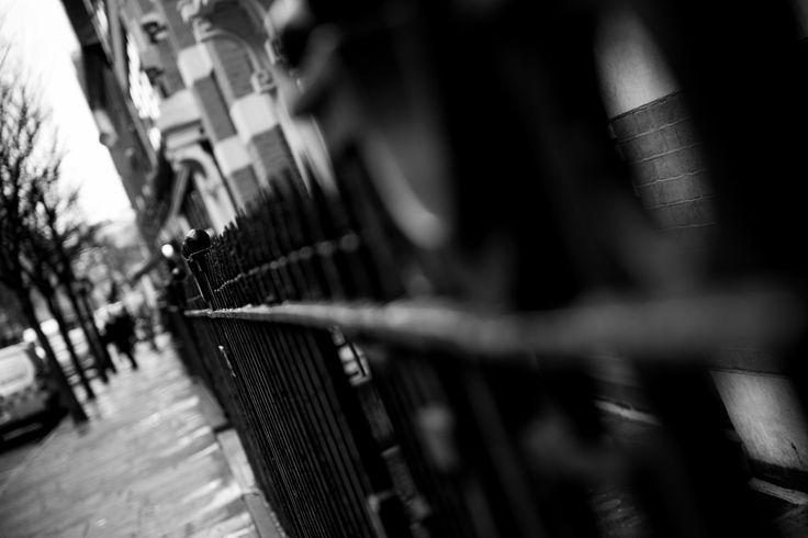 Good, solid London railings