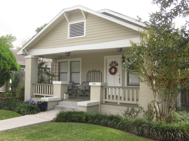 10 best images about craftsman bungalow paint colors on for Craftsman home builders houston