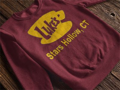 Gilmore Girls shirts are here! This listing is for a long sleeved sweatshirt. Our shirts are unisex, so they have a looser fit. Our sweatshirt is a 7.8-ounce, 50/50 cotton/poly fleece blend, made with