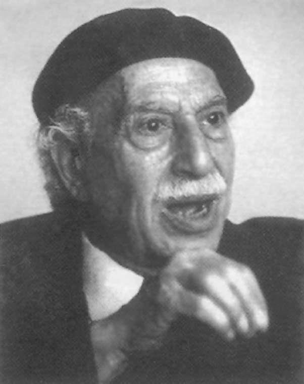 Tawfiq al-Hakim, autor del Despertar de un pueblo