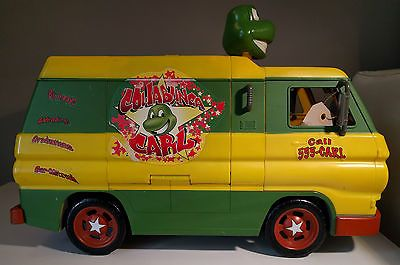 Tmnt #ninja turtles #cowabunga carl #party van w/ pizza shooters - playmates - 20,  View more on the LINK: 	http://www.zeppy.io/product/gb/2/151991863172/