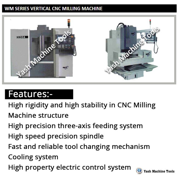 Features of WM series CNC vertical milling machine - http://www.yashmachine.com/wm-series-vertical-cnc-milling-machine-2/.
