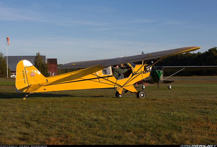 Piper J-3C-65 Cub - | Aviation Photo #4071809 | Airliners.net