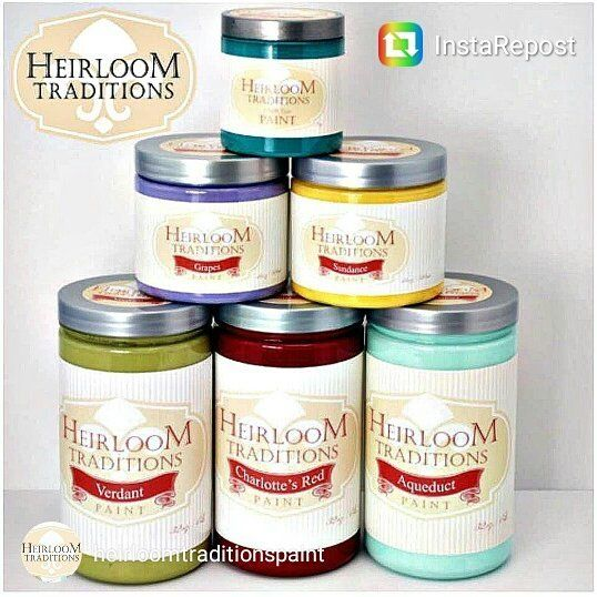 Perfect Aardvark Furniture Is The Exclusive Central Ohio Retailer For Heirloom  Traditions Paint. Stop In @