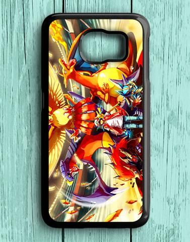 Pokemon Hd Wallpaper Action Case Samsung Galaxy S7 Case