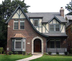 Top Modern Bungalow Design Tudor Style And Tudor