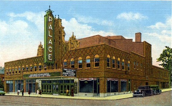 Movie theater and times and indiana