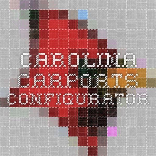 Carolina Carports - Configurator
