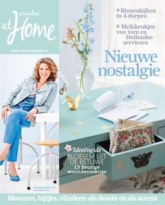 Nieuwe nostalgie, Styling Linda van der Ham (Interior), Photo Alan Jensen.