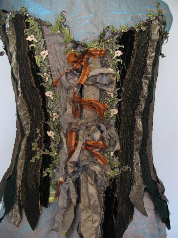 WHERE THE WILD ROSES GROW One of a kind creations for grown up Faeries - Vestments and Such