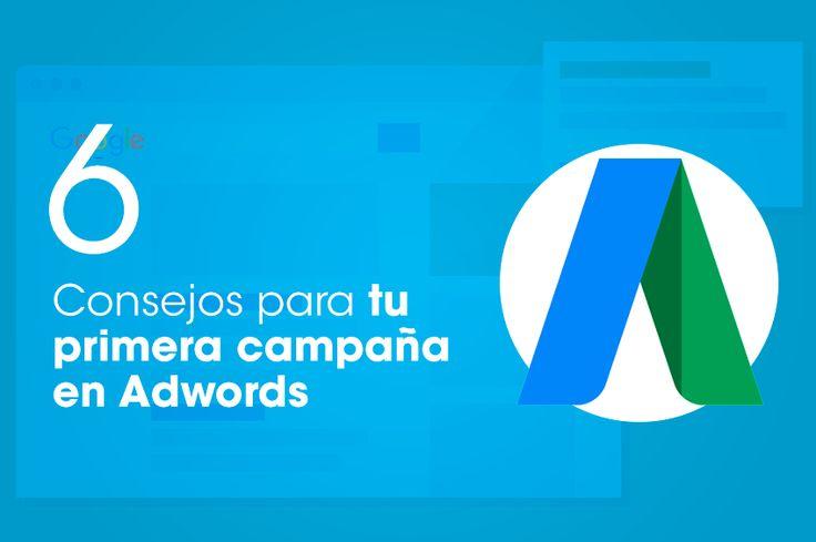 Realizar una campaña en #GoogleAdWords quizá no parezca una tarea sencilla, pero desde luego, no es imposible. #HoySeMueveEnTilo Rocío con 6 tips a estudiar antes de lanzar tu campaña.
