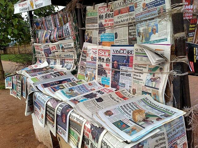 Nigerian+Newspapers+Today,+Saturday+July+2:+SUMMARY