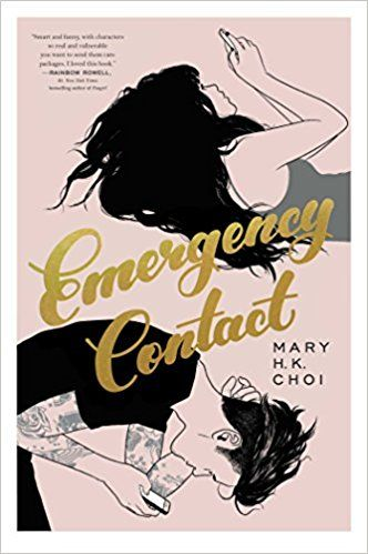 Amazon.com: Emergency Contact (9781534408968): Mary H. K. Choi: Books