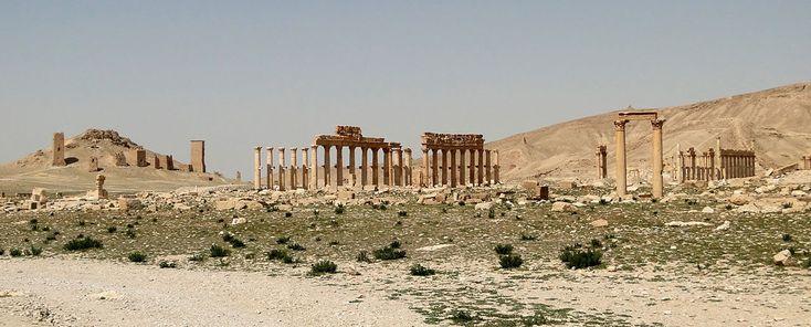 unichtozhennye IGIL istoricheskie pamyatniki 7