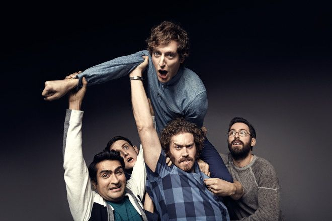 The Silicon Valley Boys Arent Just BrilliantTheyre Part of a Comedy Revolution