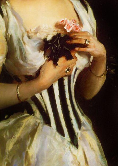 Mrs Wilton Phipps ~ John Singer Sargent 1884