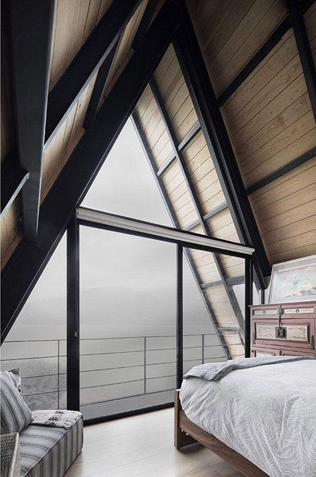 1305 best A Frame House images on Pinterest A frame house