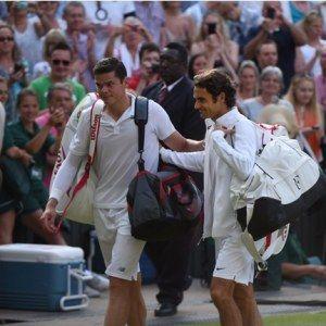 Federer s'écroule en demi-finale face à Raonic